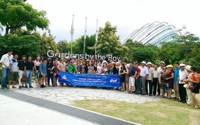Chương trình du lịch Malaysia – Singapore dành cho Đại lý đạt doanh số cao