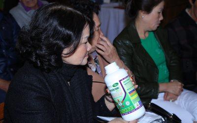 Hội thảo giới thiệu sản phẩm thuốc Tiêu Tuyến Trùng 18EC và thuốc ĐHST RIC 10WP đến BCND tại khu vực Đà Lạt