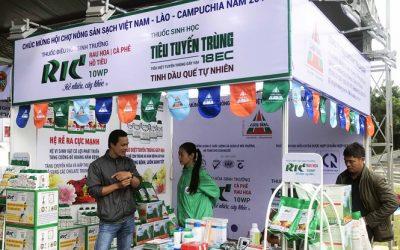3 nước Đông Dương mở hội chợ nông sản sạch tại Đà Lạt